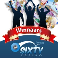 Roxy Palace Casino Winnaars