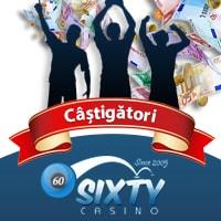 Roxy Palace Casino Câștigători