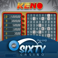 Keno Roxy Palace Casino