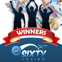 Roxy Palace Casino Winners